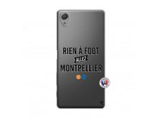 Coque Sony Xperia X Rien A Foot Allez Montpellier