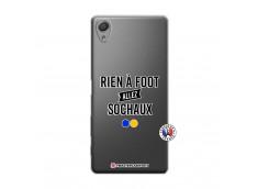 Coque Sony Xperia X Rien A Foot Allez Sochaux