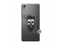 Coque Sony Xperia X Skull Hipster