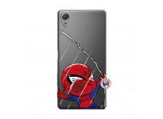 Coque Sony Xperia X Spider Impact