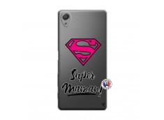 Coque Sony Xperia X Super Maman