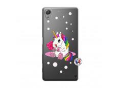 Coque Sony Xperia X Sweet Baby Licorne