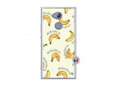 Coque Sony Xperia XA2 Sorbet Banana Split Translu