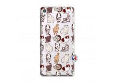 Coque Sony Xperia XA Ultra Cat Pattern