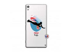 Coque Sony Xperia XA Ultra Coupe du Monde Rugby Fidji