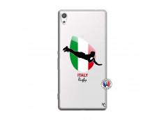 Coque Sony Xperia XA Ultra Coupe du Monde Rugby-Italy