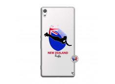 Coque Sony Xperia XA Ultra Coupe du Monde Rugby- Nouvelle Zélande