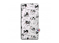 Coque Sony Xperia XA Ultra Cow Pattern