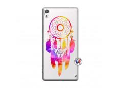 Coque Sony Xperia XA Ultra Dreamcatcher Rainbow Feathers