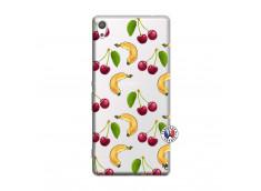 Coque Sony Xperia XA Ultra Hey Cherry, j'ai la Banane