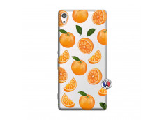 Coque Sony Xperia XA Ultra Orange Gina
