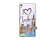 Coque Sony Xperia XA Ultra I Love London