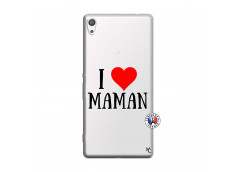 Coque Sony Xperia XA Ultra I Love Maman