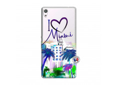 Coque Sony Xperia XA Ultra I Love Miami