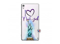 Coque Sony Xperia XA Ultra I Love New York