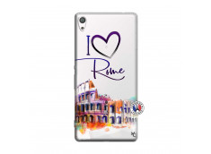 Coque Sony Xperia XA Ultra I Love Rome