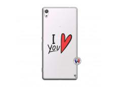 Coque Sony Xperia XA Ultra I Love You
