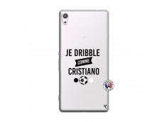 Coque Sony Xperia XA Ultra Je Dribble Comme Cristiano