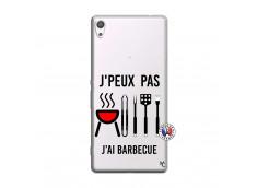 Coque Sony Xperia XA Ultra Je Peux Pas J Ai Barbecue