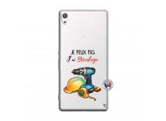 Coque Sony Xperia XA Ultra Je Peux Pas J Ai Bricolage