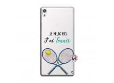 Coque Sony Xperia XA Ultra Je Peux Pas J Ai Tennis