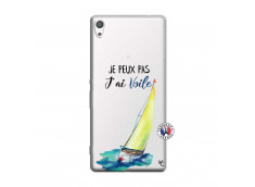 Coque Sony Xperia XA Ultra Je Peux Pas J Ai Voile