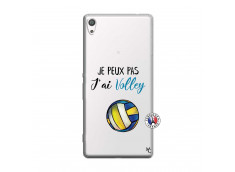 Coque Sony Xperia XA Ultra Je Peux Pas J Ai Volley