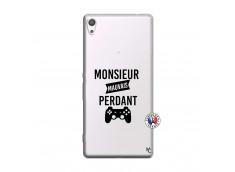 Coque Sony Xperia XA Ultra Monsieur Mauvais Perdant