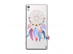 Coque Sony Xperia XA Ultra Multicolor Watercolor Floral Dreamcatcher