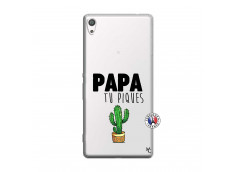 Coque Sony Xperia XA Ultra Papa Tu Piques