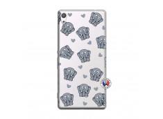 Coque Sony Xperia XA Ultra Petits Elephants