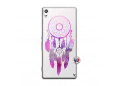 Coque Sony Xperia XA Ultra Purple Dreamcatcher