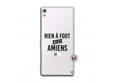 Coque Sony Xperia XA Ultra Rien A Foot Allez Amiens