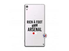 Coque Sony Xperia XA Ultra Rien A Foot Allez Arsenal