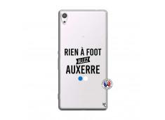 Coque Sony Xperia XA Ultra Rien A Foot Allez Auxerre