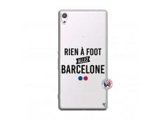 Coque Sony Xperia XA Ultra Rien A Foot Allez Barcelone