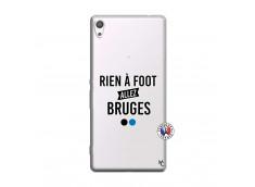 Coque Sony Xperia XA Ultra Rien A Foot Allez Bruges