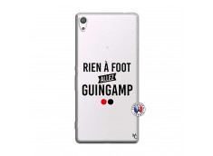 Coque Sony Xperia XA Ultra Rien A Foot Allez Guingamp