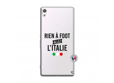 Coque Sony Xperia XA Ultra Rien A Foot Allez L'Italie