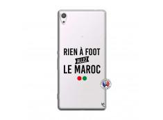 Coque Sony Xperia XA Ultra Rien A Foot Allez Le Maroc
