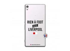 Coque Sony Xperia XA Ultra Rien A Foot Allez Liverpool