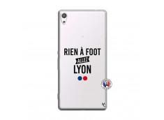 Coque Sony Xperia XA Ultra Rien A Foot Allez Lyon