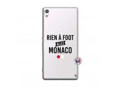 Coque Sony Xperia XA Ultra Rien A Foot Allez Monaco