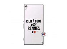 Coque Sony Xperia XA Ultra Rien A Foot Allez Rennes
