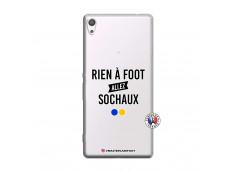 Coque Sony Xperia XA Ultra Rien A Foot Allez Sochaux