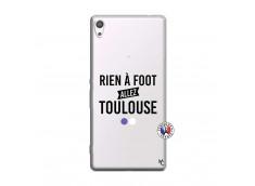 Coque Sony Xperia XA Ultra Rien A Foot Allez Toulouse