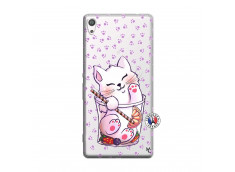 Coque Sony Xperia XA Ultra Smoothie Cat