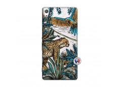 Coque Sony Xperia XA Ultra Leopard Jungle