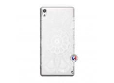 Coque Sony Xperia XA Ultra White Mandala