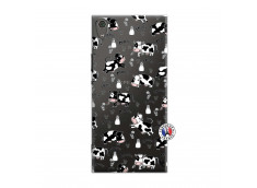 Coque Sony Xperia XA1 Ultra Cow Pattern
